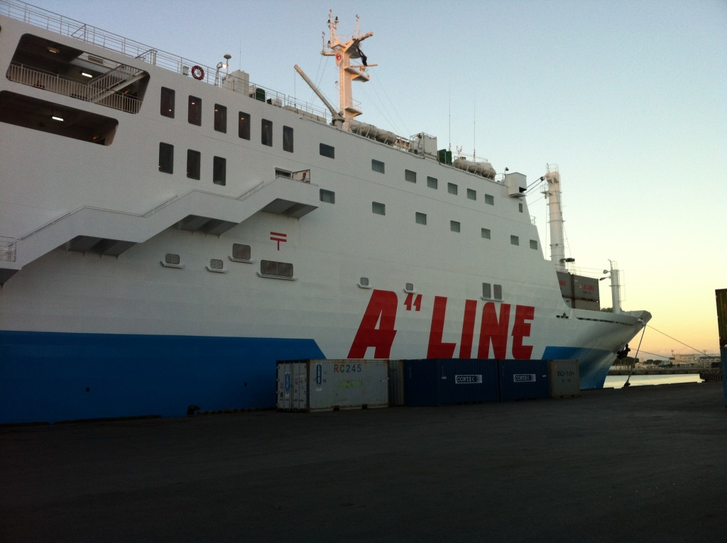 「日本一周役立情報3日本一周中、沖縄に安く行く方法を紹介!船、飛行機比較」