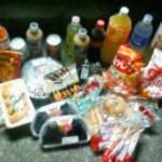 日本一周の旅でよく聞かれた質問まとめ6「食べ物はどうしたの?」