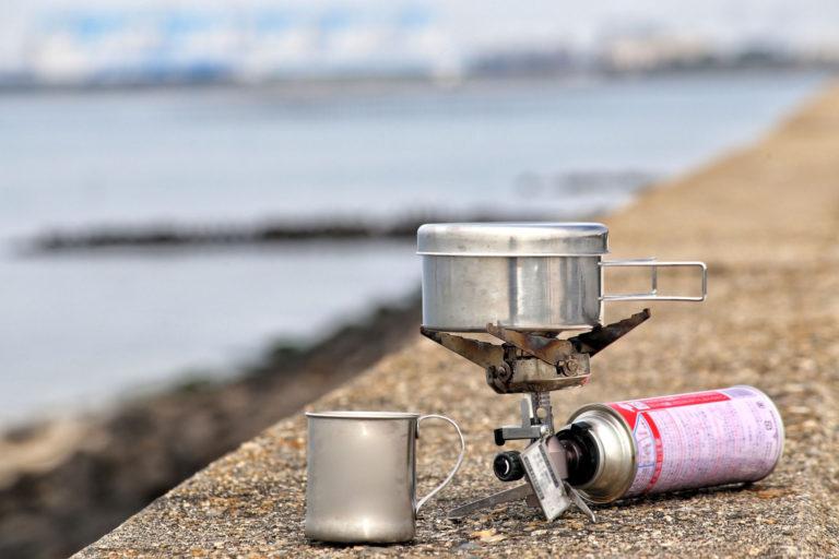 日本一周野宿道具