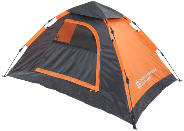 野宿テント